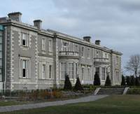 Oak park house,Co.Carlow,Ireland.