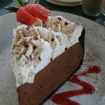 """Chocolate Mousse Pie"" by superflash"