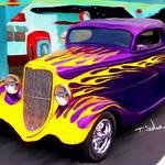 """""""Hod Rod"""" by ArtbySachse"""