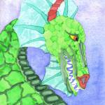 """Green Dragon"" by FGerety"
