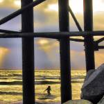 """End of Day - Oceanside"" by HowardBagley"