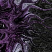 Deep Purple Art Prints & Posters by Kimberly Calvert