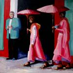 """""""New Orleans Monks"""" by burrowsart"""