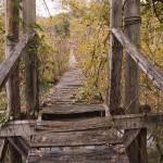 """Red Bridge Frame"" by chrisallenz"
