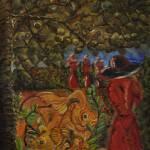 """Koi Garden"" by LindaArt"