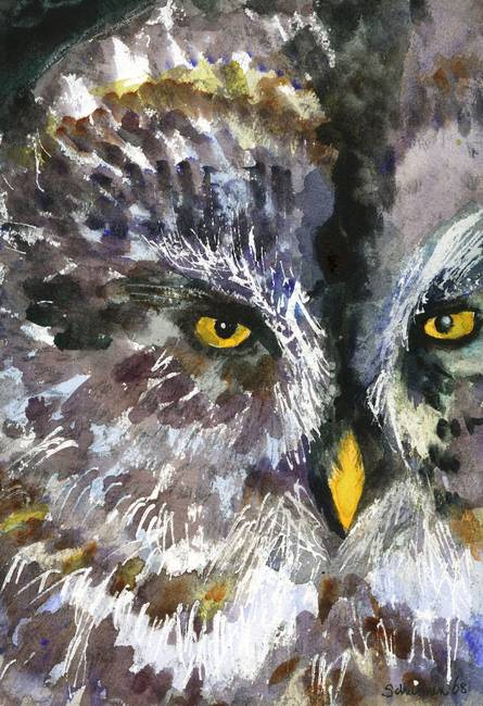 Stunning Quot Baby Owls Quot Artwork For Sale On Fine Art Prints