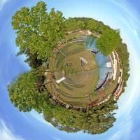 vortex planet by Alexandr Grichenko
