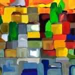 """""""Seaside Village"""" by halehmahbod"""
