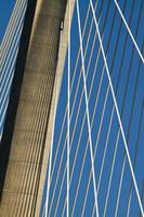 Arthur Ravenel Jr Bridge Detailed