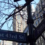 """West 43rd & Fifth"" by Dzines"