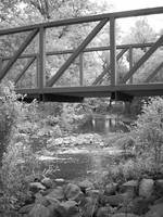 Bridge @Goffle Brook Park