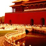 """Forbidden city"" by eschasgallery"