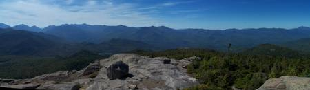 Hurricane Mountain View