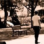 """Lone Skateboarder"" by MoNoBoY227"