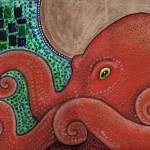 """Icon VIII: The Octopus"" by LynnetteShelley"