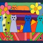 """""""Stage Cat"""" by careyscottart"""