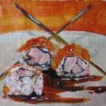 """Sushi"" by KSHPaints"