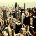 """Chicago Skyscrapers"" by aleksasha"