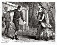 """Richard II "" Act 3, Scene 4, Full Size"
