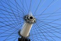 Detail of London Eye