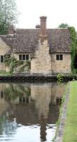 Country house and moat