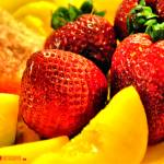 """LIL FRUIT SALAD @ GOLDEN CORRAL"" by VANJOHNSONPHOTOGRAPHY"