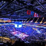 """TIME WARNER ARENA REVISTED"" by VANJOHNSONPHOTOGRAPHY"