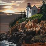 """Acadia Light"" by Dullinger"