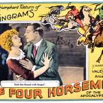 """""The Four Horsemen of The Apocalypse"" Lobby Card 2"" by Shortrunusa"