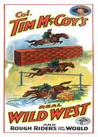Col. Tim McCoy's Real Wild West Show