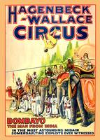 The Hagenbeck-Wallace Circus