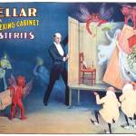 """Kellar and His Perplexing Cabinet Mysteries,1894"" by Shortrunusa"