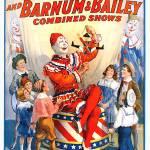 """Ringling Bros and Barnum & Bailey Circus Poster"" by Shortrunusa"