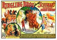 Ringling Bros presenting Schuman's Circus, 1909