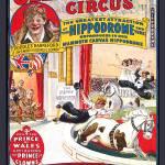 """Sells-Floto Circus, Hippodrome"" by Shortrunusa"