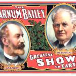 """The Barnum Bailey, The Greatest Show on Earth, 190"" by Shortrunusa"