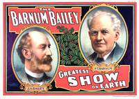The Barnum Bailey, The Greatest Show on Earth, 190