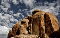 boulders in joshua tree