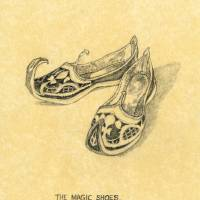 The Magic Shoes Art Prints & Posters by Dev Ramsaran