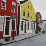 """""""N Water Street New Bedford"""" by dpoyant"""