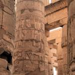 """Karnak Temple 65"" by rhallam"