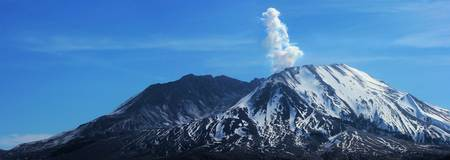 Mt St Helens No 1