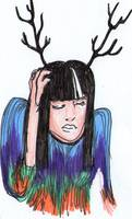 Antlered Angst