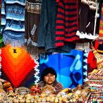 """Woman at the Otavalo Market - Ecuador"" by BrianLewis"