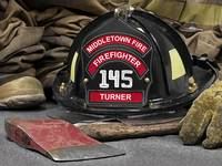 Middletown Firefighter Turner