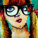 """""""Are My Glasses On Straight?"""" by karenzima"""