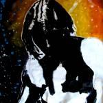 """anthropomorphic universe"" by karenzima"