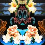 """Antique Iris"" by abmartworks"