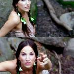 """Emily Kane - Native American Inspired"" by LiveFree"