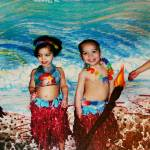 """hula babies"" by bitsycabana"